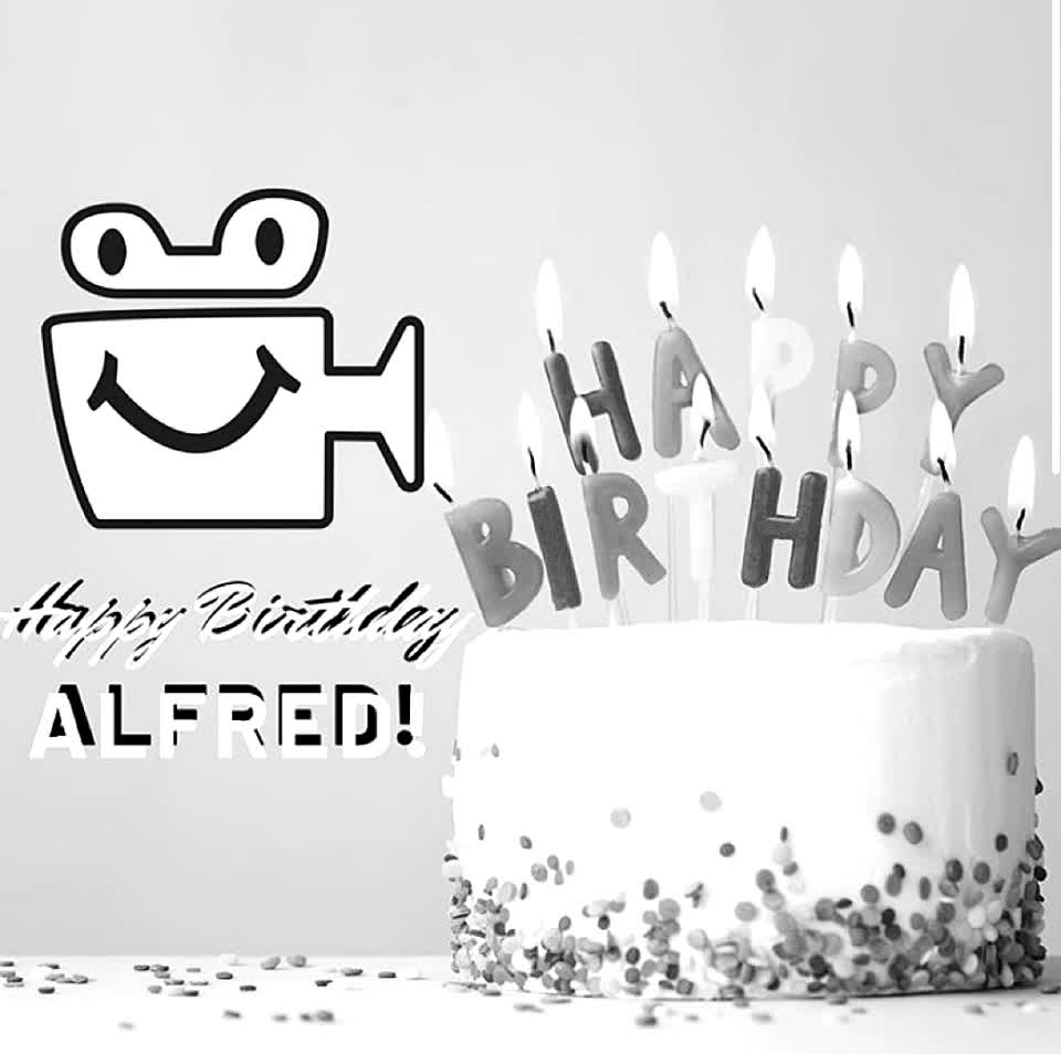 Happy Birthday Ejimoo the best app ever🎂🤘🏼🤍 @alfred #nocomment #happybirthday
