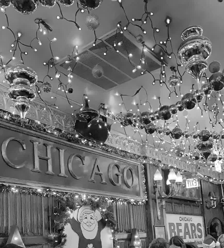 Butch McGuires #chicago #christmas #xmas #bar