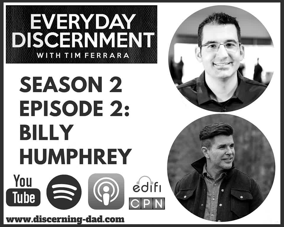 New episode of the Everyday Discernment Podcast #God #unify
