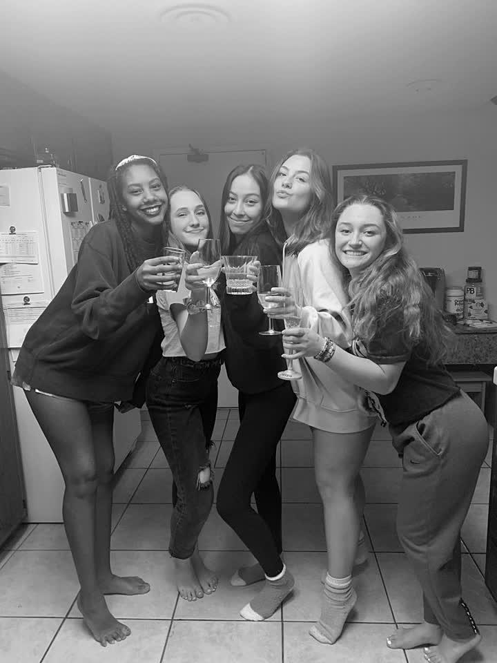 Girls night<3 #viral
