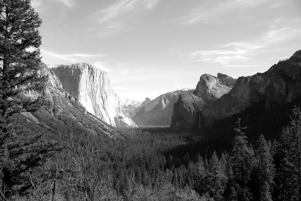 What a view 😍🇺🇸🌲 #yosemite #travel #travelblogger #voyage