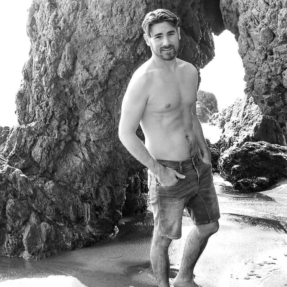 #malibu #beach #topless #fun #nocoment #man