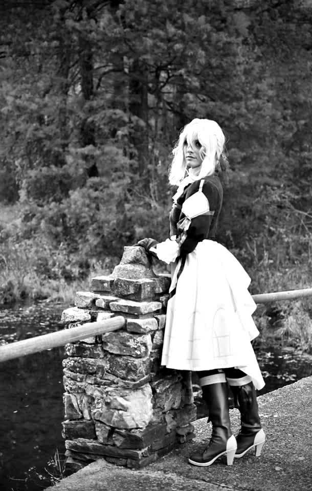 Violet Evergarden Fall Shoot #cosplay #cosplayer #ejimoo #foryou #girlswhocosplay #otaku