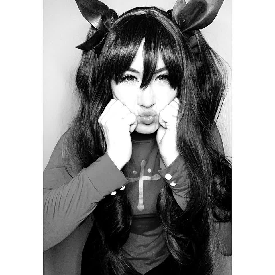 Sassy pants Rin #ejimoo #cosplay #anime #girlswhocosplay #otaku #cosplayer #foryou
