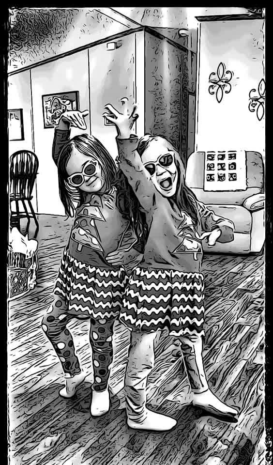 My little superstars 😍 #ejimoofamily #ejimoo