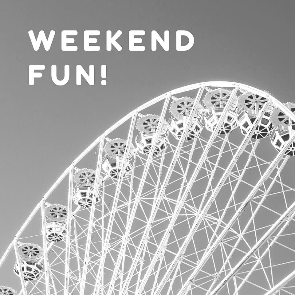 Have some fun this weekend! #fun #joy #weekend #unify