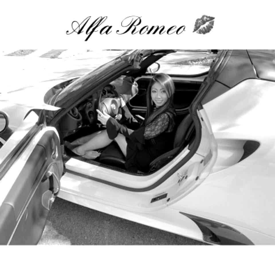 #alfaromeo 💋 #like #love #car #fashion #fire #follow #nyc #fyp #unify #realunify #photography