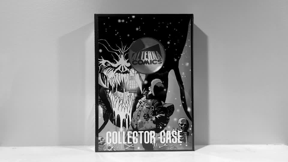 Unboxing Alterna's Comic Book Collector Case | #comics #Art #Comicbooks  More at TheSplintering.com