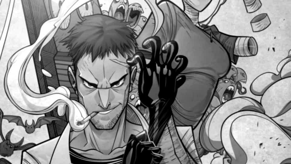 "Crowdfunding Review: ""Monster M.D."" (Rise Again Comics) | #comics #art  More at TheSplintering.com"