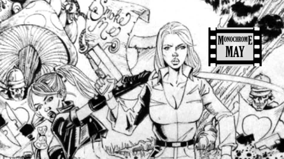 "The Clock is Ticking on Darkgift Comics' ""Hunting Alice"" 