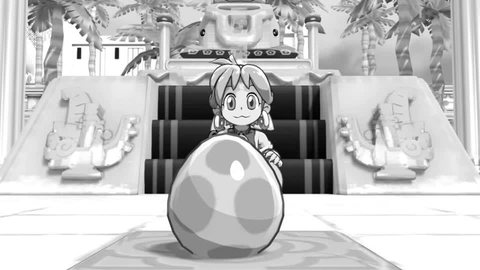 "Review: ""Wonder Boy: Asha in Monster World"" (PS4) #gaming #retrogaming  More at TheSplintering.com"