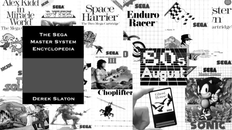 """Review: """"The SEGA Master System Encyclopedia""""   #gaming #retrogaming  More at TheSplintering.com"""