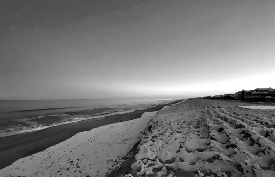 #sunset #winter #beach #follow #nature #love #alfred