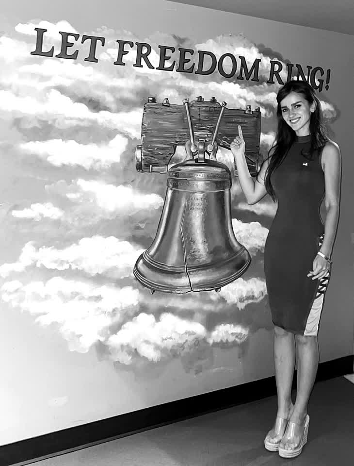 Let FREEDOM RING! ❤️🇺🇸   #SaveAmerica