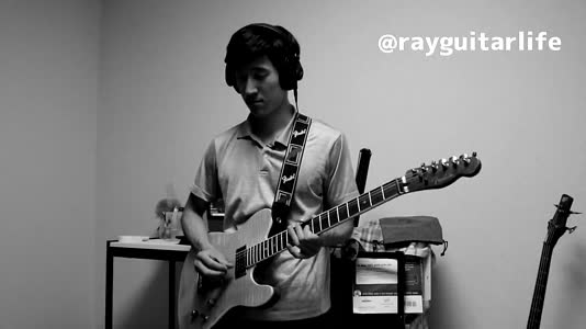 """Night Train"" Full video is on IG #guitar #new #followme #follow #foryou #fyp #ejimoo #music #like"