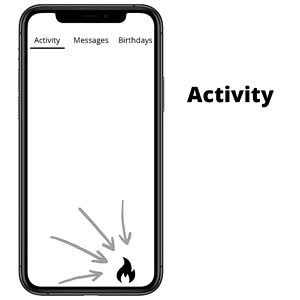 Check out messaging in the activity section   #howtounify